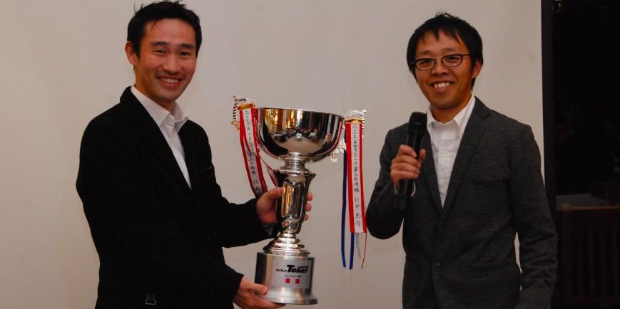新方式の1発目、第7回ゴルフトゥデイ上海カップでいきなり下克上!