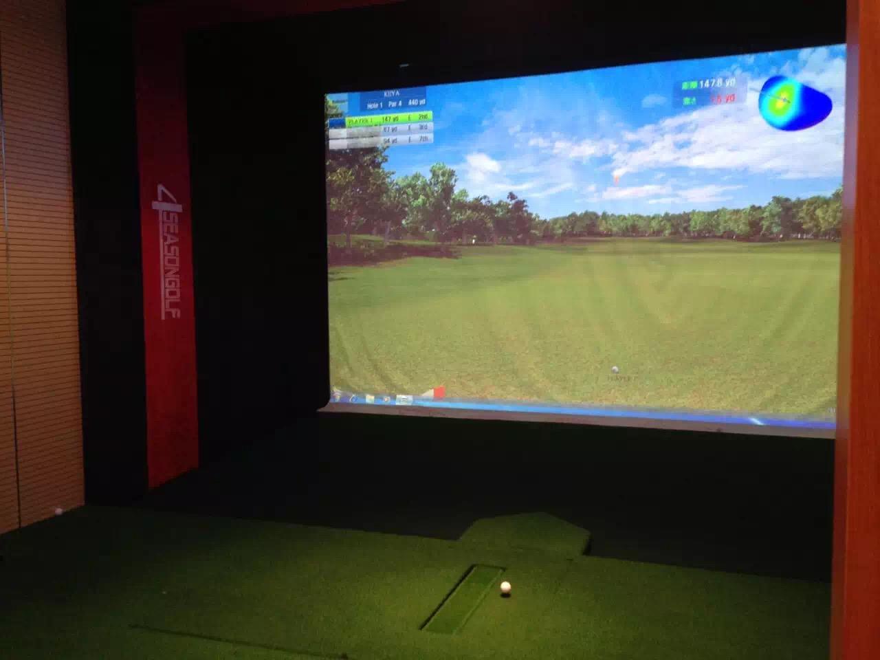 寒い春節期間は、室内ゴルフであったかラウンド!2017年ゴルフで過ごすチャイニーズ・ニュー・イヤー!