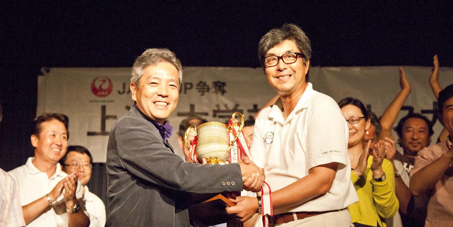 速報!第16回上海大学対抗ゴルフ、神戸大学に初栄冠!