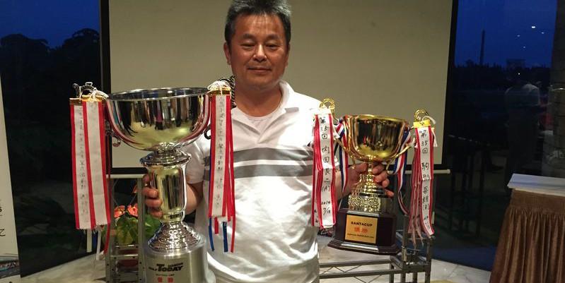前回35位からの大躍進で、神田雪正さんが初優勝!