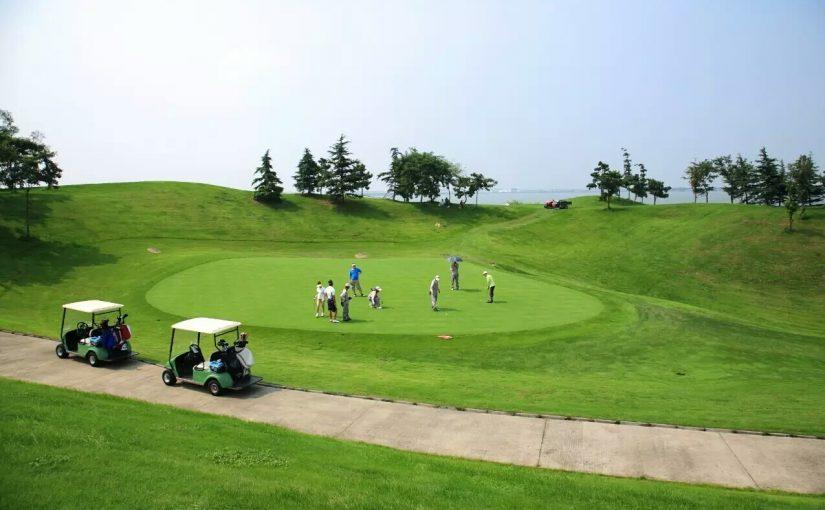 蘇州太陽島国際ゴルフクラブ