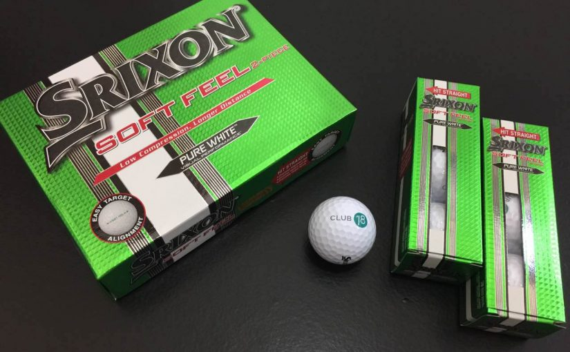 指定ゴルフコースご予約で、ゴルフボールとゴルフレッスンをゲットしよう!